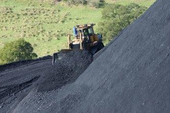 South32 mines coal in the Illawarra region of NSW.