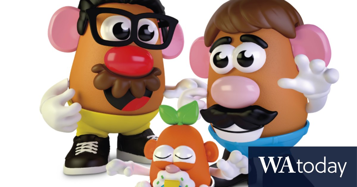 No more 'Mr.' Potato Head: classic toy goes gender neutral