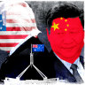 Australia has a key role to play in contest between US and China