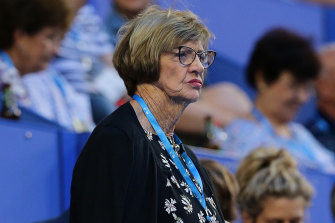 Preacher Margaret Court's award has offended the LGBTIQ community.