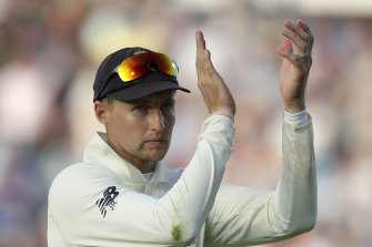 Joe Root has kept England in contention.