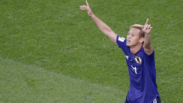Kevin Muscat confirms Victory interest in Keisuke Honda