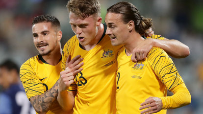 NSW government talks revive Socceroos' homecoming hopes