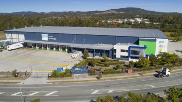 Centuria Industrial REIT has acquired a 9,554 sq m cold facility in Ormeau, Queensland