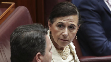 Senator Concetta Fierravanti-Wells has taken issue with the label 'right-wing' extremists.