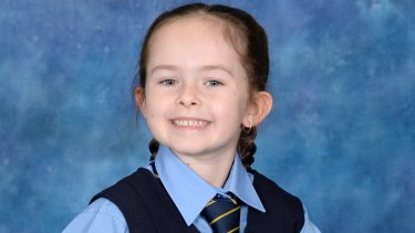 Myley Maxwell, 6, died in a quad bike crash on a rural NSW property in March 2017.