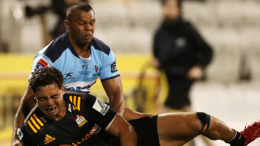 Kurtley Beale must lead the revival at NSW this week.
