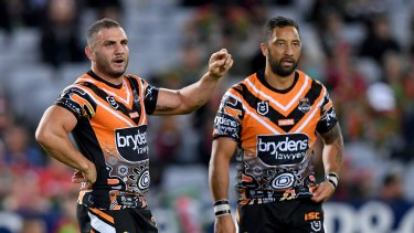 The playing future of Robbie Farah and Benji Marshall is one of the big issues at Concord.