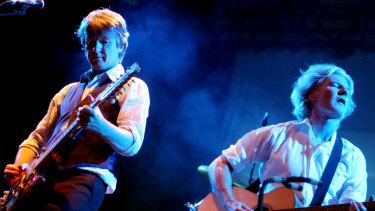 Neil Finn and Tim Finn.