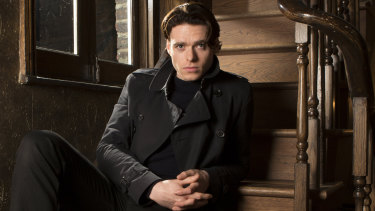 Richard Madden likes recognition for his work but not the trappings of fame.