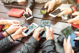 Influencers saturate social media.