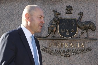 Treasurer Josh Frydenberg will deliver his third budget on Tuesday, with the swing from public spending to private spending pivotal to the post-pandemic economy.