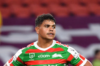 Latrell Mitchell will welcome the extended break after months of intense media scrutiny.