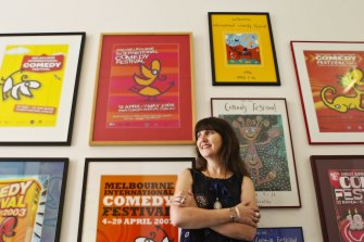 Comedy Festival director Susan Provan says the origin of Class Clowns was a collaborative effort.