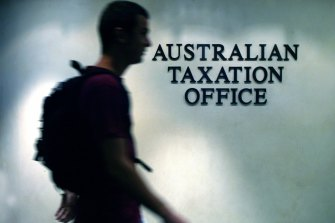 The Tax Office is in a fight with its own staff.