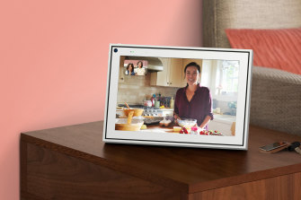 Facebook's Portal is a smart display designed almost exclusively for video calls.
