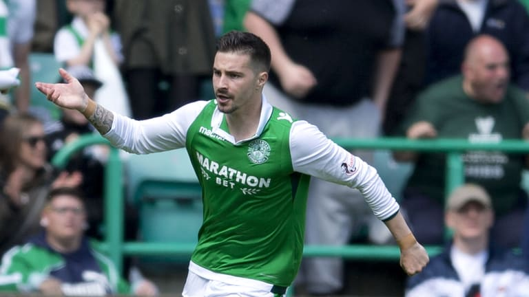 Graham Arnold pointed to Jamie Maclaren as a potential source of goals for the Socceroos.