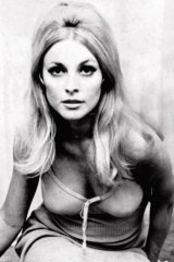 Robbie plays actress Sharon Tate, who was found slain in her California home in 1969.