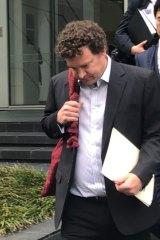 Wan's lawyer Simon Freitag.