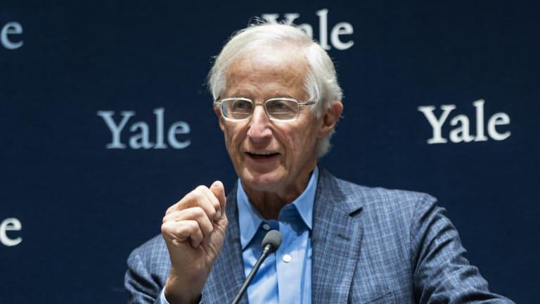 Yale University Professor William Nordhaus.
