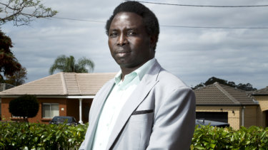 "Julious Clement says the Sudanese community of Sydney has been ""hurt"" by the events of the past year."