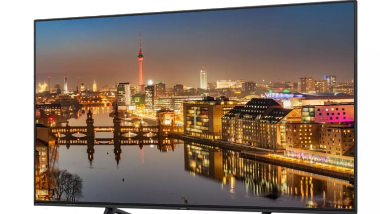 Sharp's 8K TV is already on sale elsewhere in the world.