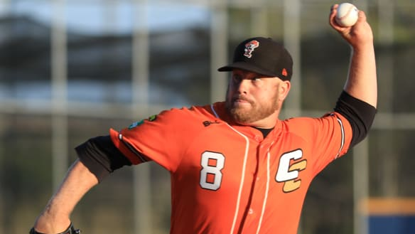 Canberra Cavalry shutout Aces to earn shot at Brisbane Bandits