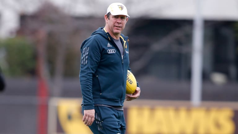 Brett Ratten has joined St Kilda.