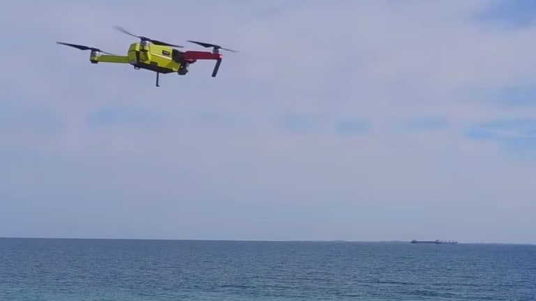 Surf Ranger allows drones to conduct surf patrols.
