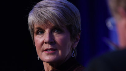 'Frustrated and angry': Bishop fears a 'backlash against globalisation'