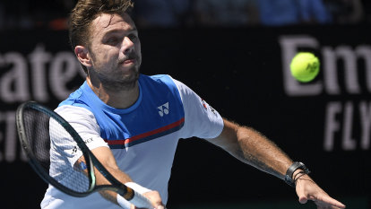 Wawrinka's coach says players will skip Open if they can't train here