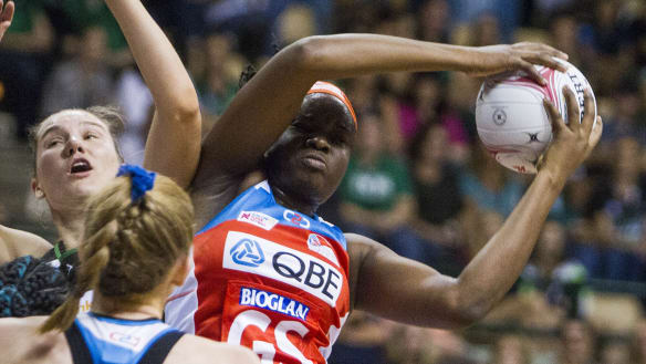 Swifts feel the pressure as Fever remain unbeaten