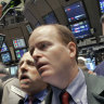 Wall Street shakes off weak start to close higher