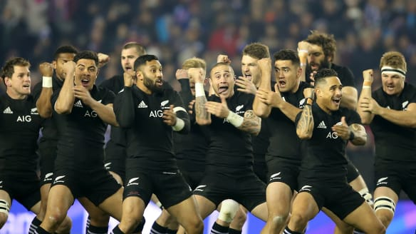 Beware the closet All Blacks fan... you might just be one