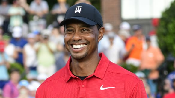 Furyk says Woods' victory ideal fillip ahead of Ryder Cup