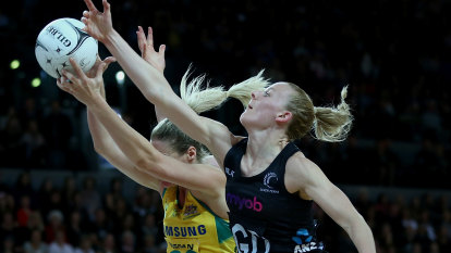 Eyebrows raised as vote held to determine Silver Ferns captain