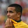 Cahill set for emotional last hurrah for Socceroos
