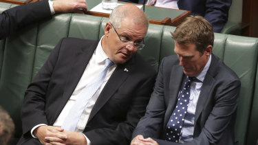 Scott Morrison and his new Industrial Relations Minister, Christian Porter, have a bold reform agenda.
