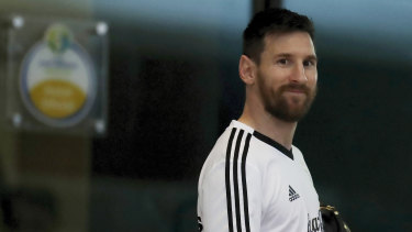 Argentina great Lionel Messi could be one of the opponents for the Socceroos in next year's Copa America.