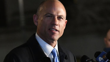 Lawyer Michael Avenatti has been indicted on financial crimes.