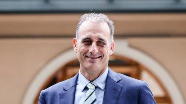 Wesfarmers managing director Rob Scott.
