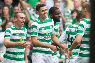 Socceroos star Tom Rogic appears to be on his way out of Celtic.