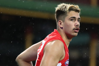 NSW Police are yet to receive an official complaint against Swans player Elijah Taylor.