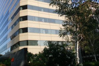 Australian Unity Office Fund's Melbourne property.