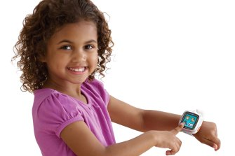 Children are getting wearable devices at an increasingly young age.