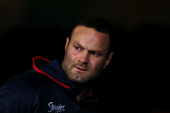 Anxiety over letting down his teammates is compounding Boyd Cordner's concussion woes.