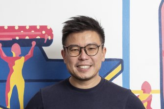 Airtasker founder Tim Fung hinted that the company's performance in the current half could see it exceed prospectus forecasts.