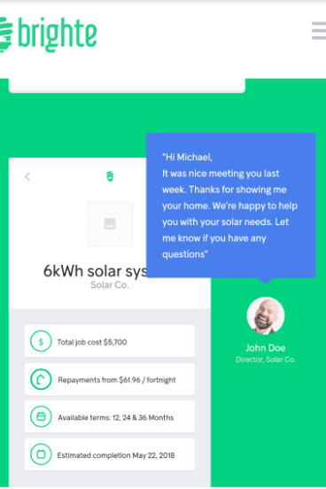 Buy now, pay later app aims to be Afterpay for rooftop solar