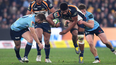 Too much too young: Rob Valetini isn't ready for the Wallabies' 'enforcer' role.