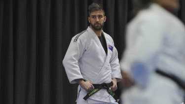 Duke Didier went to the Commonwealth Games for judo - but some fear for the future of the sport in Canberra.